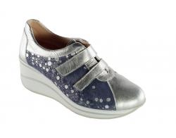 Pies Plantillas Zapatos Delicados Zapatos Señora IymYf6gvb7