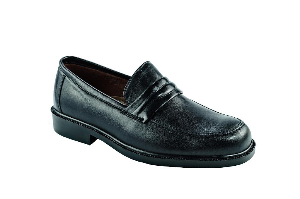 a7a95a9e113 Baerchi 1658 Baerchi. Código 043543. 60,00 €. Zapato mocasin de caballero  de vestir ancho especial